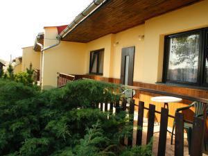 Ubytování Ratibořice- Bungalovy Zlíč - terasa bungalovu