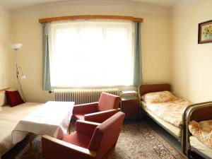 Ubytování Ratibořice- Bungalovy Zlíč - Retro pokoj na privátu