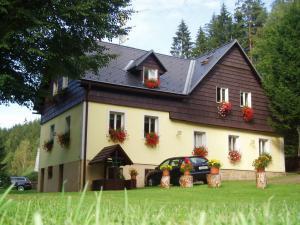 Ubytování Adršpach