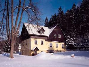 Ubytování Adršpach - Zima- Pension Dita***