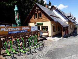 SportCentrum Klínovec - Budova