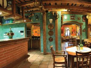 Areál Skiland Ostružná - restaurace