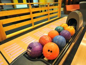 Areál Skiland - bowling