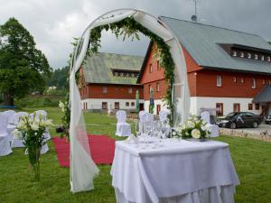 Areál Skiland - Svatby
