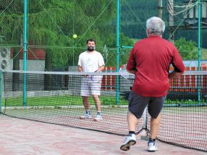 Areál Skiland Ostružná - tenis