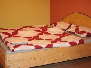 Motel Šofér - izba s manželskou posteľou