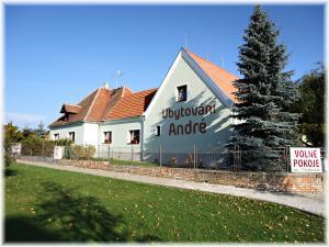 Ubytování André-apartmány Valtice