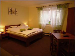 Ubytování André-apartmány Valtice - Nádherné pokoje v penzionu André