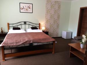Ubytování André-apartmány Valtice - Luxusní postele