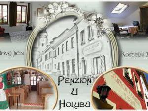 Penzion a Kavárna U Holubů Nový Jičín