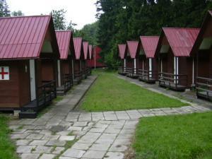 Královec - rekreační středisko - levné letní chatky