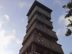 Královec - rekreační středisko - Rozhledna Královec