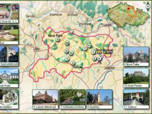 Chalupa - Bílé Poličany - tipy na výlety v okolí