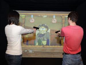 Hotel FIT - laserová střelnice Přerov