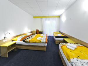 Penzion Volařík - 4lůžkový pokoj