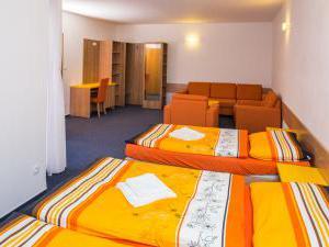 Penzion Volařík - Třílůžkový apartmán