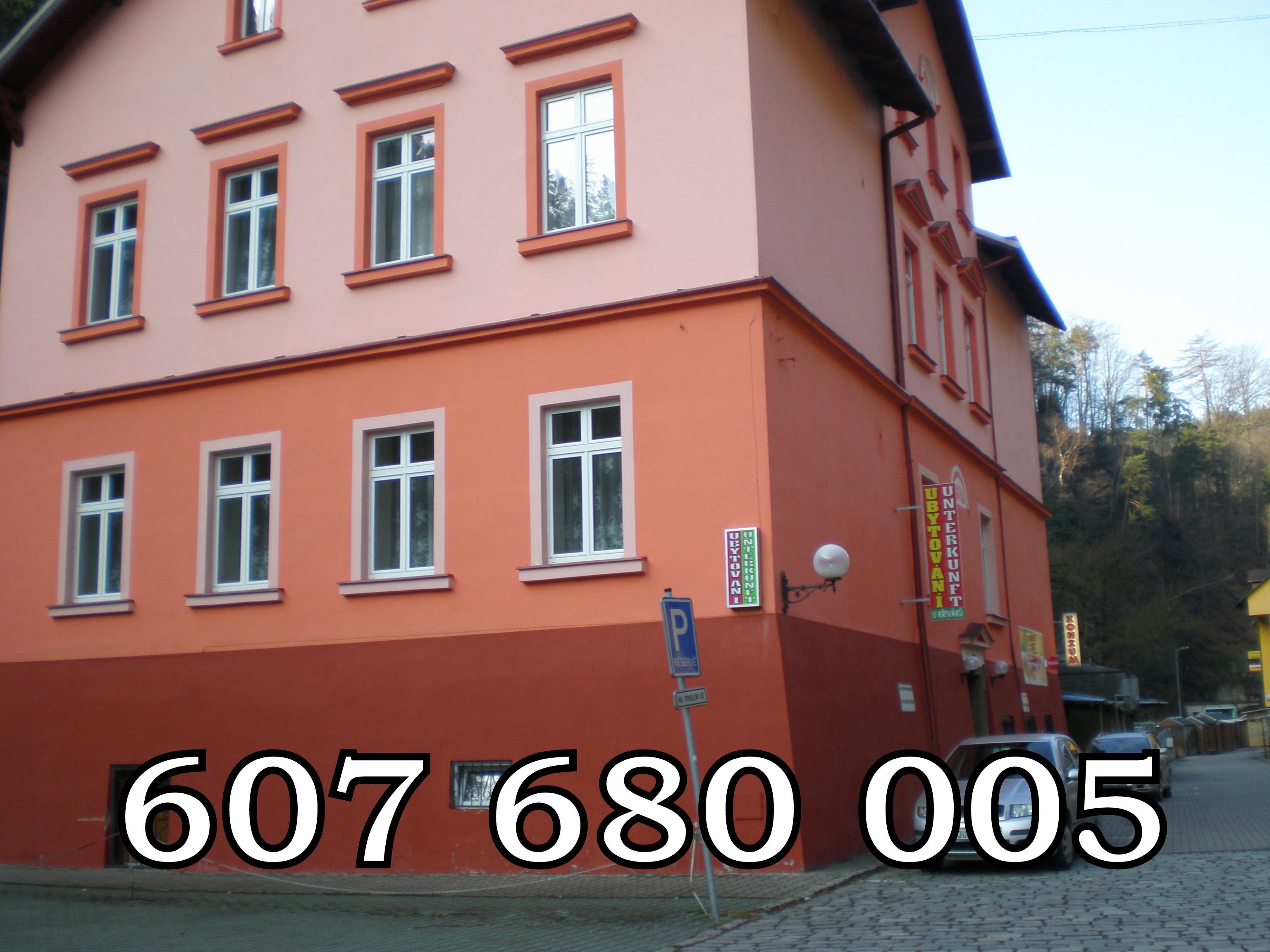 Ubytování v Penzionu v Českosaském Švýcarsku - Hře