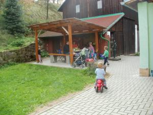Chalupa U Zvonku - Zahrada