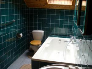 Pension Jitka   - Pension Jitka, Šimonovice - koupelna s vanou