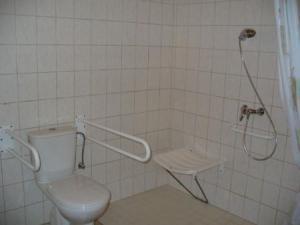 Pension Jitka   - Pension Jitka, Šimonovice - bezbariérová koupelna
