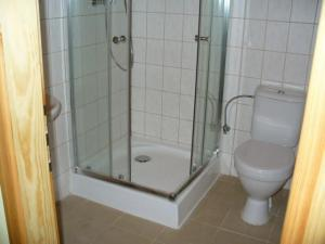 Pension Jitka   - Pension Jitka, Šimonovice - koupelna v pokoji