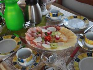 Pension Jitka   - Pension Jitka, Šimonovice - snídaně