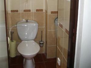 Chalupa Rajnochovice - Samostatné WC.