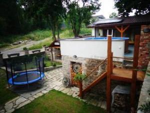 Penzion Tones - Bazén v Jesenikách