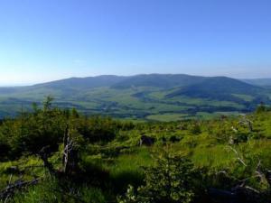 Penzion Tones - Turistika na horách - Jeseniky