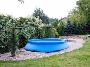 Chalupa Střítež - bazén, pingpongový stůl