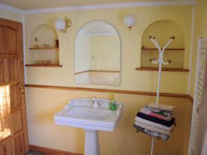 Chalupa Střítež - koupelna