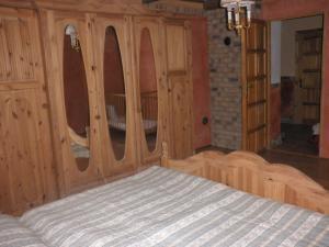Chalupa Střítež - ložnice 2 x dvoulůžko