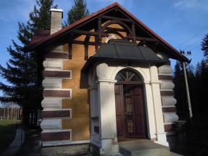 Penzion U Skály - Romantický domeček