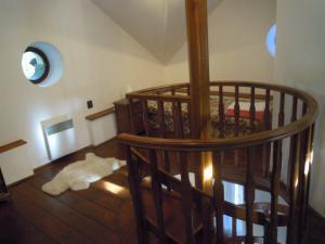 Penzion U Skály - Interiér romantického domečku