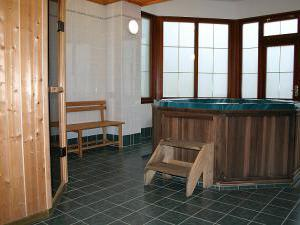 Penzion U Skály - Sauna a vířivka