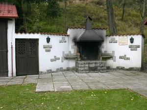 Penzion U Skály - Gril