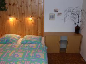 Apartmány Karásková - Jedna z ložnic apartmánu