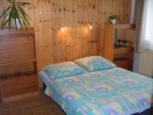 Apartmány Karásková - Druhá ložnice apartmánu