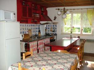 Chalupa pod Bramberkem - Kuchyň