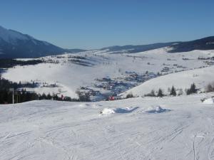 GORALSKÝ DVOR - Bachledova dolina v zime