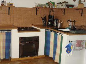 GORALSKÝ DVOR - Interiér - I.NP, kuchyňa (2)