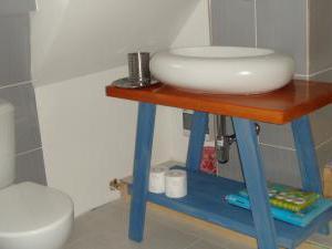 GORALSKÝ DVOR - Interiér - II.NP, kúpeľňa s WC (1)