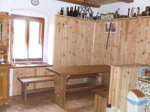 Chalupa Pod Rozhlednou - kuchyně