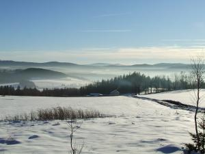 Chalupa Pod Rozhlednou - nad Sviňovicemi