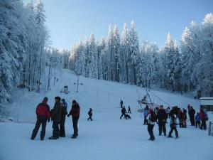 Chalupa Pod Rozhlednou - skiareál Libínské Sedlo
