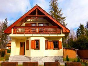 Chata č. 8  Vysoké Tatry - Štôla - Exteriér