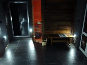 Chata Orlík - privatni wellness - sauna