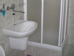 Pension Závodský - Koupelna