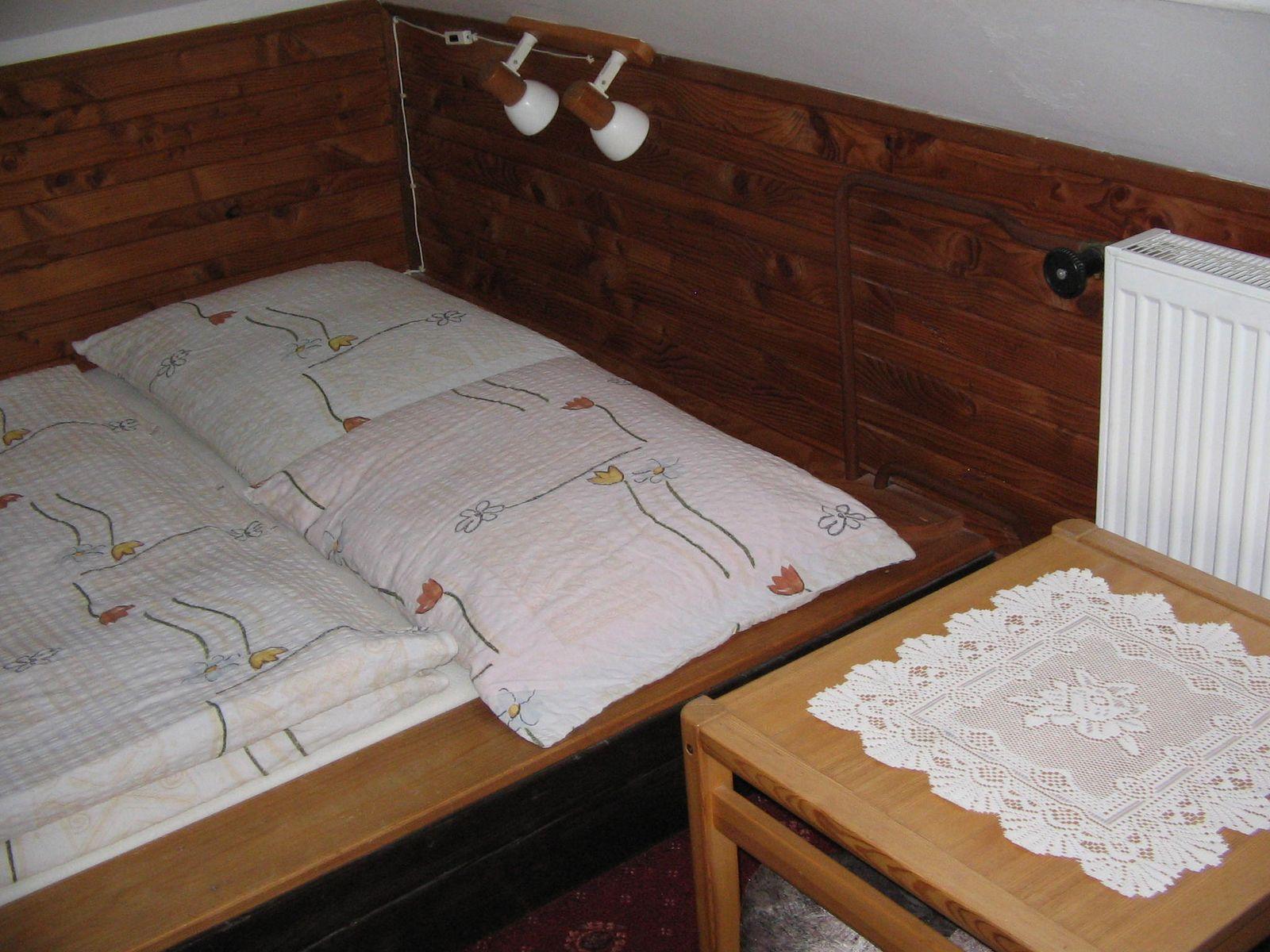 Apartmán - Ložnice 2x