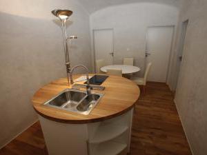 Penzion 14 - Kuchyňka v JILMU